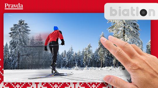 biatlon hra