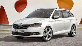 Škoda Fabia - 2018 facelift