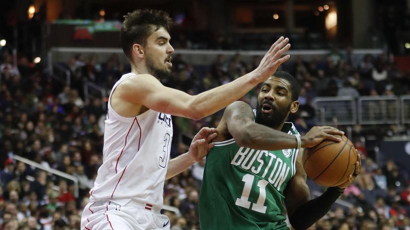 Celtics Wizards Satoranský