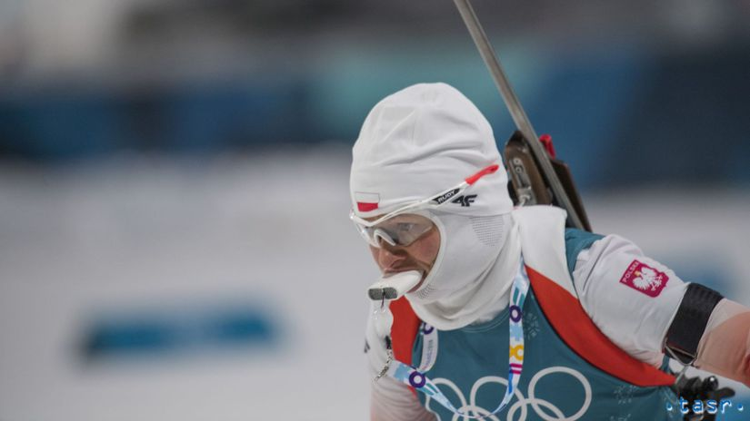 Kórea Pjongčang ZOH2018 biatlon tréning Slovensko