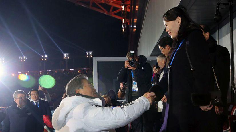 Kórea, prezident, sestra, Kim čong-un