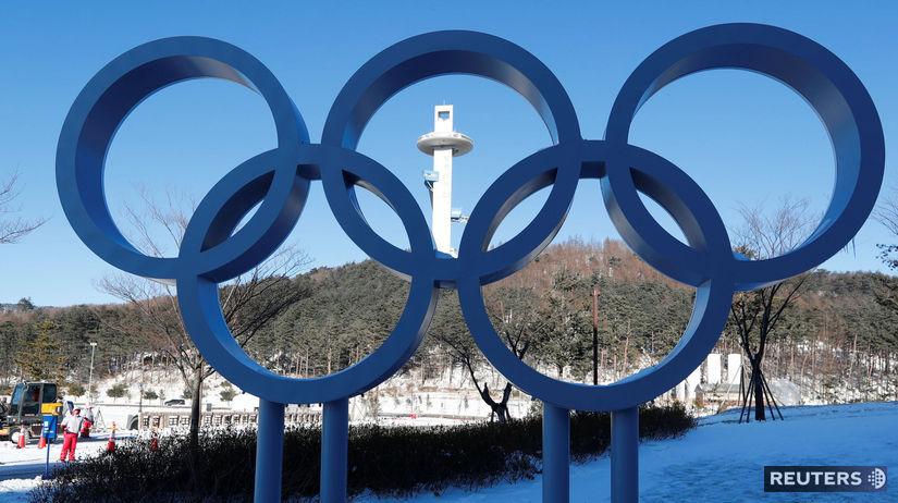 Pjongčang 2018, olympijské kruhy