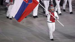Pjongčang, otvárací ceremoniál