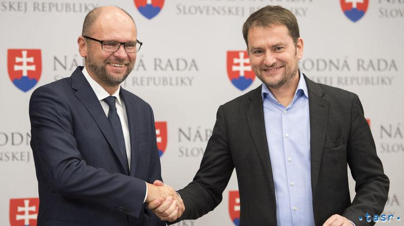SR Bratislava Opozícia Voľby Komunálne matovič,...