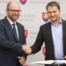 SR Bratislava Opozícia Voľby Komunálne matovič, sas, oľano, sulík