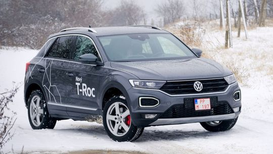 Test: VW T-Roc 1,5 TSI – Módny, ale s kompromismi