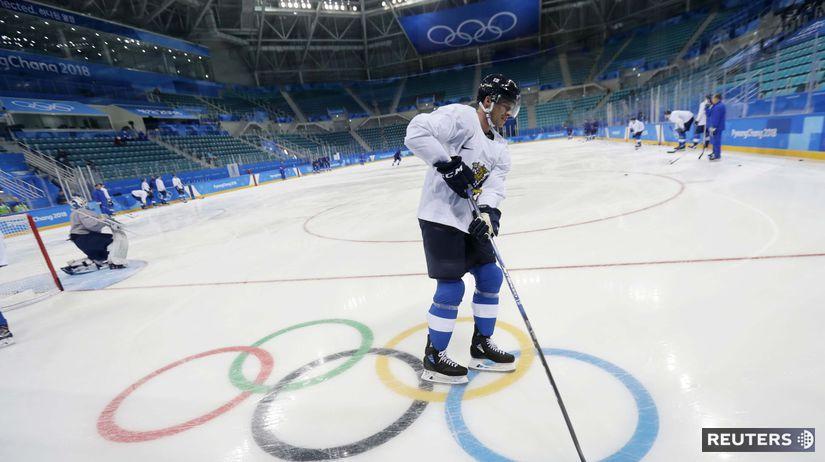 Hokej, Pjongčang, ilustračná