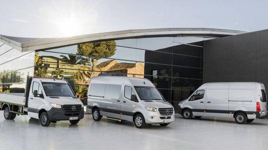 Mercedes-Benz Sprinter: Nová generácia bude variabilnejšia a bezpečnejšia