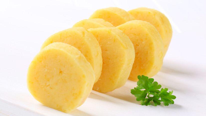 zemiakové knedle