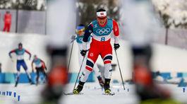 ZOH 2018, beh na lyžiach, Marit Björgenová