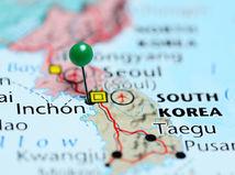 ZOH, mapa, Kórea