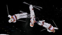 ZOH 2018, akrobatické lyžovanie, Andi Naude
