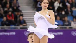 ZOH 2018, krasokorčuľovanie, Natalija Zabijakovová, Alexander Enbert
