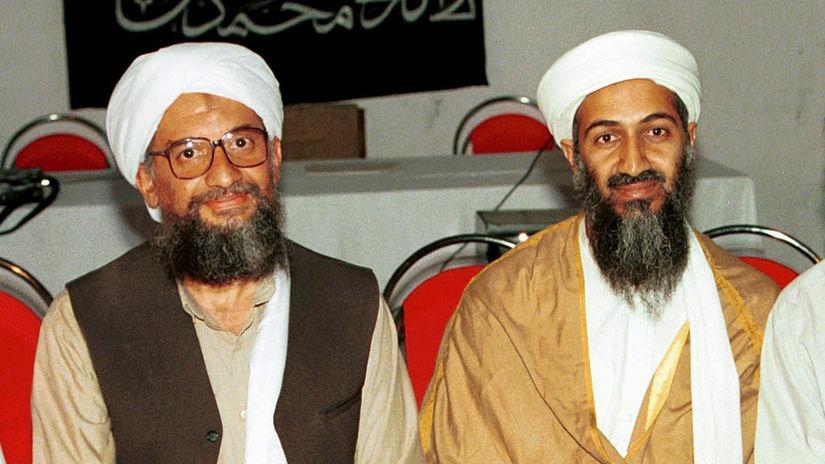 Al-Kajdá, terorizmus,Ajmán Zavahrí, Usama bin...