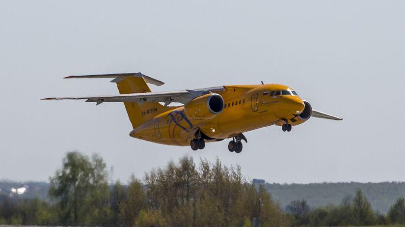 An-148, Antonov, lietadlo