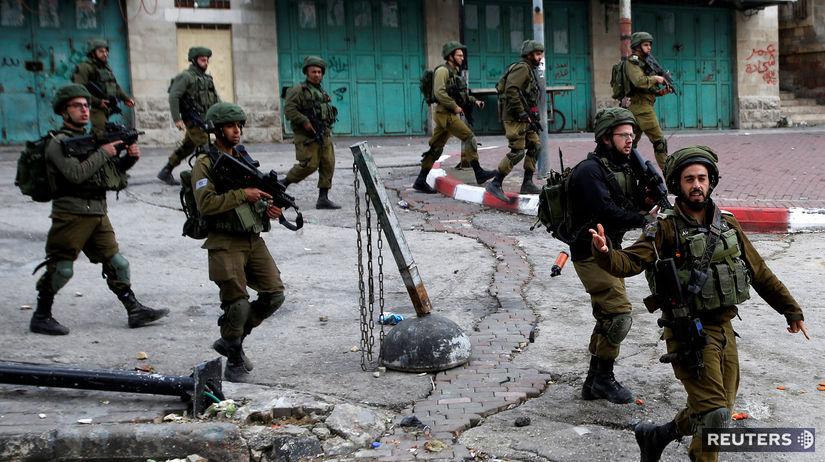 Izrael, vojaci
