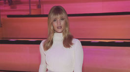 Modelka Rosie Huntington-Whiteley.