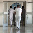 nemocnica, lekar, pacient, zdravotnictvo, cakaren,