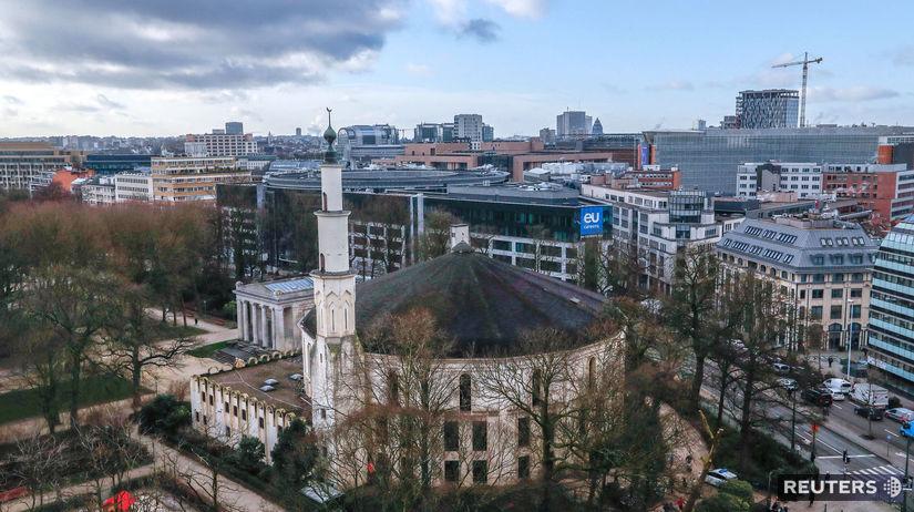Veľká mešita, Brusel