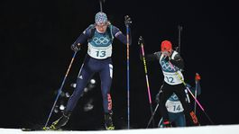 ZOH 2018, biatlon, Kuzminová