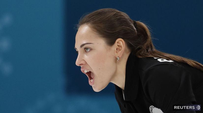 Anastasia Bryzgalovová.