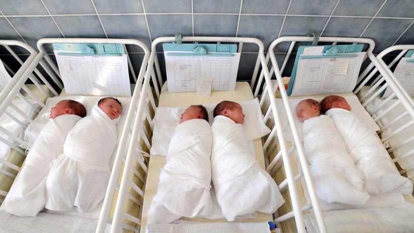 Bábätká, novorodenci