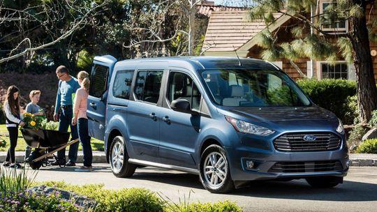 Ford Transit Connect: Viac bezpečnosti, konektivity a nižšia spotreba
