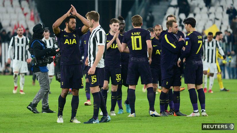 Juventus, Tottenham