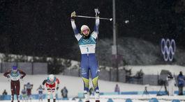 ZOH, bežecké lyžovanie, Stina Nilsson