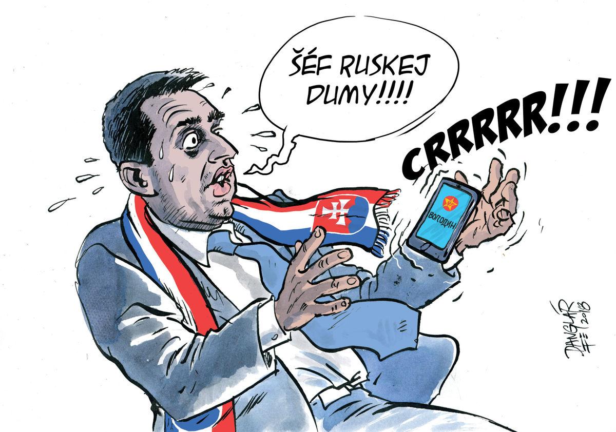 Karikatúra 15.02.2018