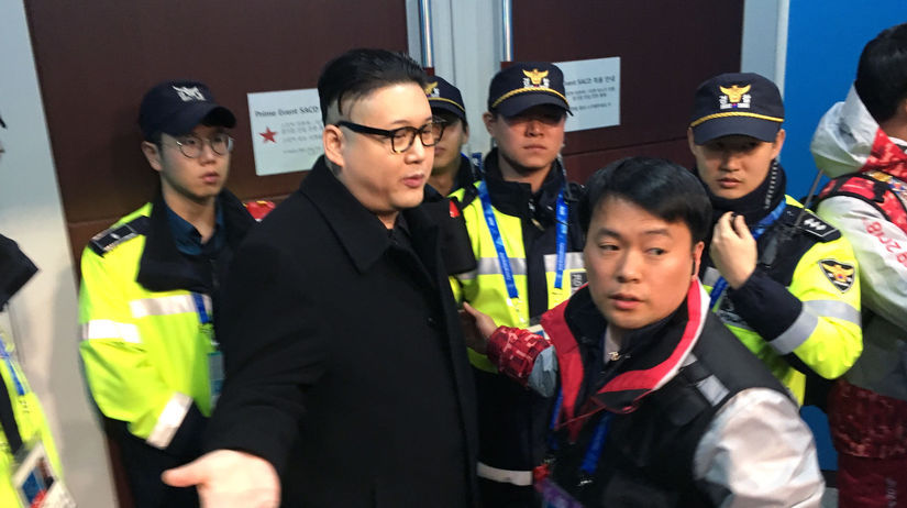 Kórea Pjongčang ZOH2018 Hokej Ženy