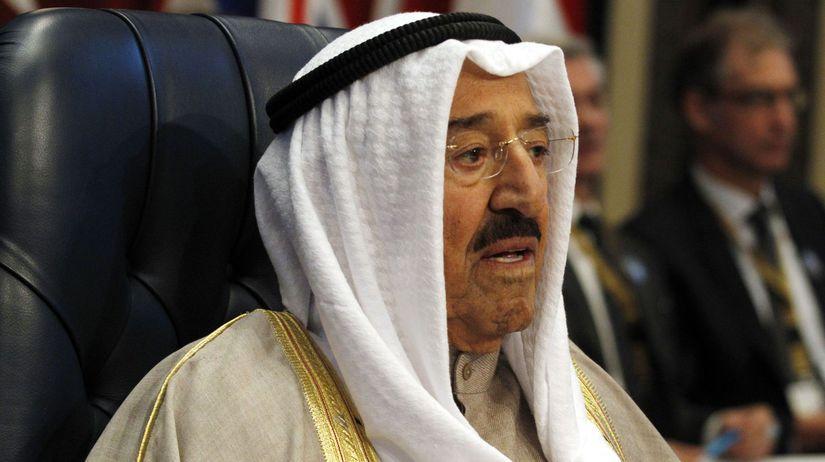 Kuvajtský emir Sabáh Ahmad Džábir Sabáh