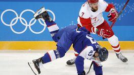 ZOH 2018, hokej, Slovensko - Rusko, Surový