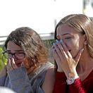 USA Florida škola streľba, študentky, cruz