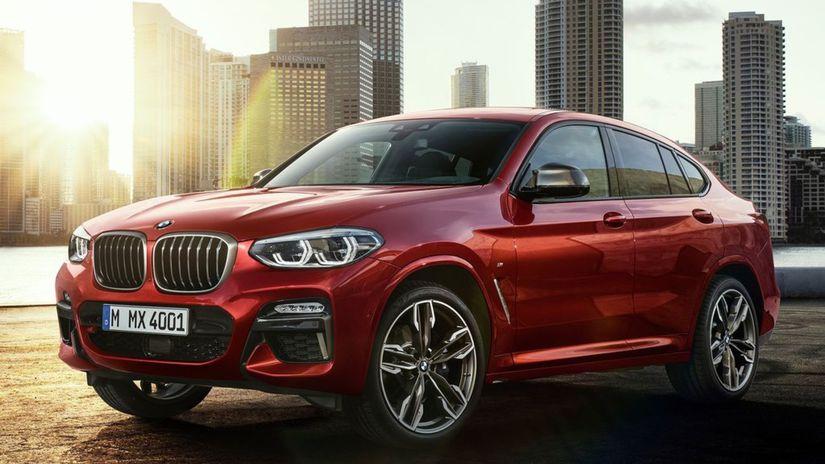 BMW-X4 M40d-2019-1024-01