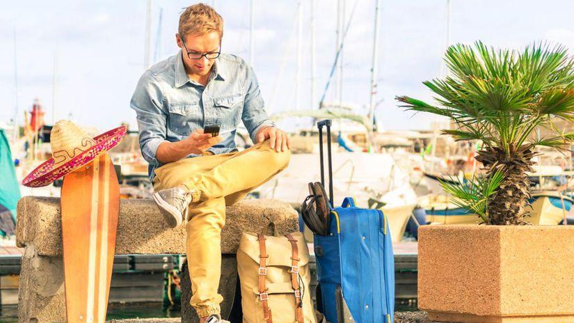 cestovanie, dovolenka, cestovateľ, hipster,...