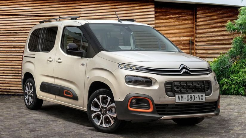 Citroën Berlingo - 2018