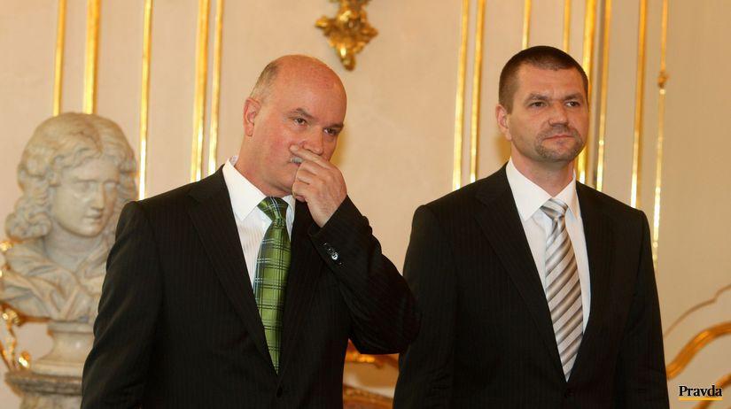 Marian Janušek, Igor Štefanov