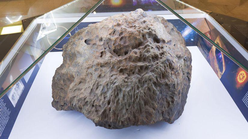 meteorit Čeľabinsk