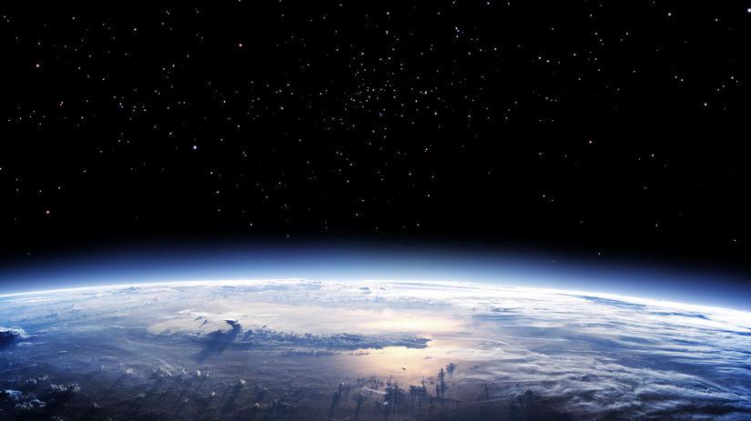 ozónová vrstva, vesmír