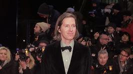 Režisér Wes Anderson v Berlíne predstavil film Isle of Dogs.