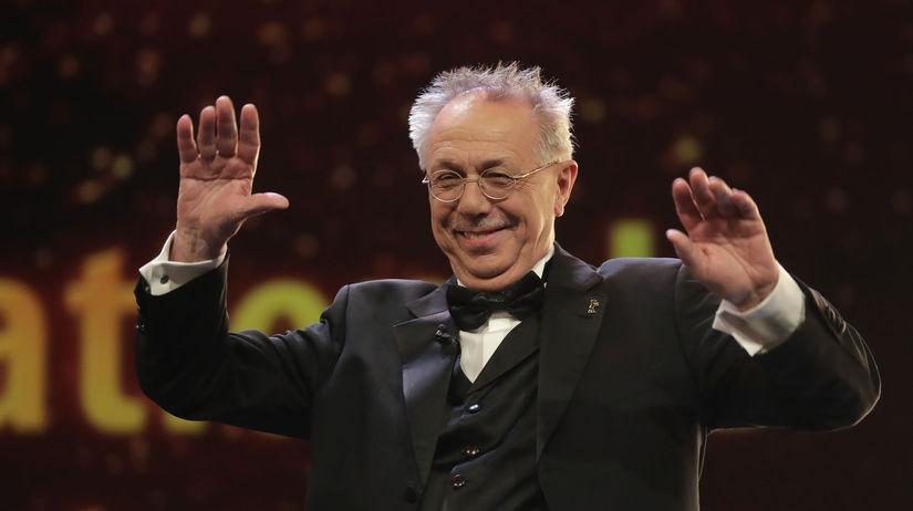 Riaditeľ festivalu Berlinale Dieter Kosslick.