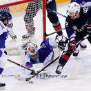 ZOH 2018, hokej, Slovensko - USA