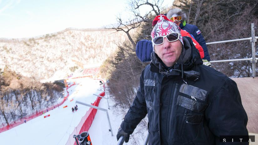 ZOH 2018, slalom, Livio Magoni
