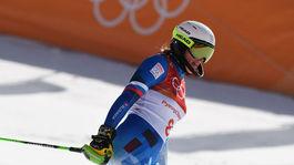 ZOH 2018, slalom, Veronika Velez-Zuzulová