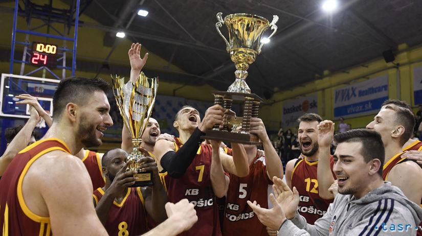 SR Basketbal Muži Finále SP Košice Inter KEX