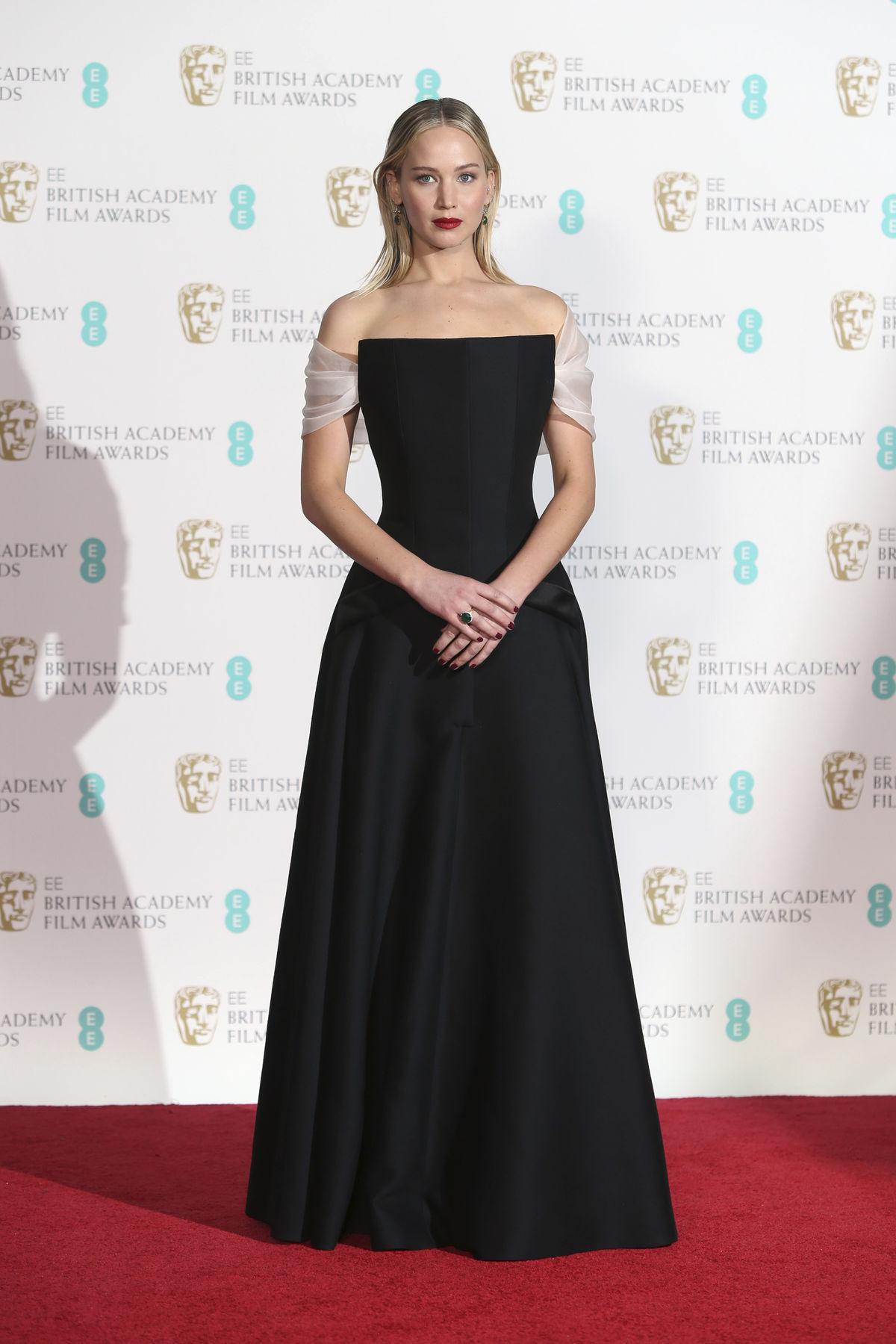 Herečka Jennifer Lawrence vyzerala úchvatne v...