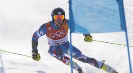 Kórea Pjongčang ZOH2018 SR lyžovanie alpské OS muži