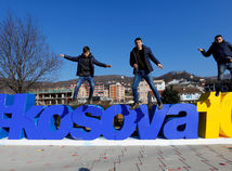 kosovo, výročie, oslava