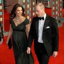 Princ William a jeho manželka Catherine